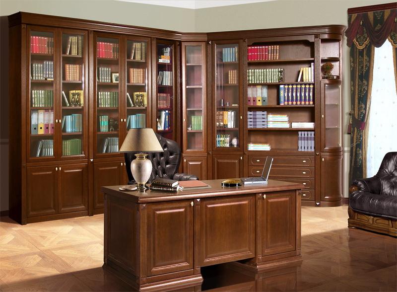 Библиотека Мебель Для Гостиной
